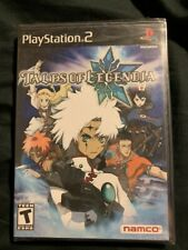 Tales of Legendia PLAYSTATION 2 Brand New + Factory Sealed