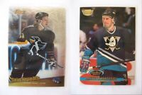 1993-94 Stadium Club #332 Kasatonov Alexei  member's only parallel  ducks