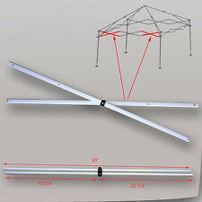 "Quik Shade Commercial 10' x 10' Canopy SIDE TRUSS Bar 40"" Replacement Parts"