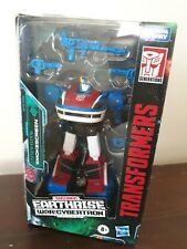 Transformers Smokescreen Earthrise Deluxe Class War for Cybertron *IN STOCK