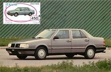 Maxi Card Italy Lancia Thema Car