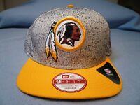 New Era 9Fifty Washington Redskins Specs Snapback BRAND NEW hat cap Skins NFL