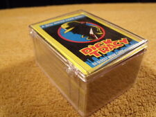 """1990 TOPPS """"Dick Tracy"""" Complete 88 Card Set & 11 Sticker Set - MADONNA, PACHINO"""