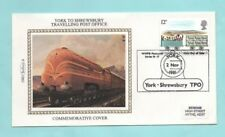 Benham Small Railway -1981 (b) York to Shrewsbury Travelling Post Office