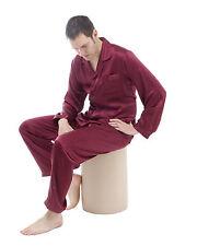 Silk Long Sleeve Nightwear for Men