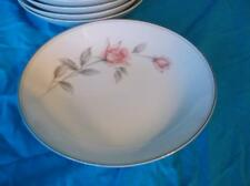 NORITAKE CHINA ROSEMARIE 6044 PATTERN  LOT OF 12 SOUP BOWLS CEREAL   L@@K