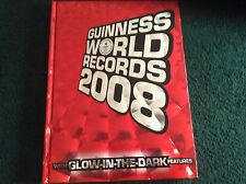 GUINNESS WORLD RECORDS RECORD 2008 BOOK