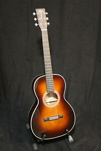 Sigma Guitar/Guitar 00M 1SL SB sunburst Lefthand 00- Form Demonstration