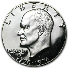 1976 S Eisenhower Ike Proof Dollar 40% Silver Bicentennial US Coin