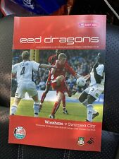 Wrexham V Swansea Faw Final 2006