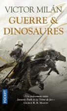 guerre & dinosaures T.1 Milan  Victor Neuf Livre