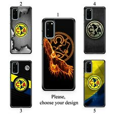 Club America case for Galaxy S20 + Ultra S10 S9 S8 S7 Note 20 10 9 8 plus TPU SN