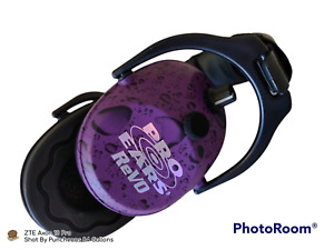 REVO Full Spectrum Safety Ear Muffs Electronic Noise Reduction for Kids