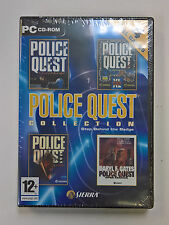 Police Quest Collection PC CD