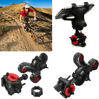 -Li272 360° Bike Handlebar Mount Holder Bicycle Stand For Mobile Phone HTC