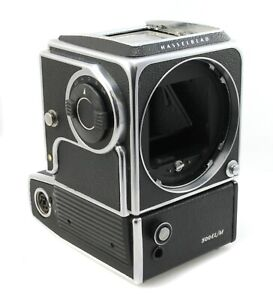 Hasselblad 500EL/M Camera Body with Focus Screen. Fully working. V System
