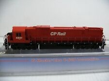 Atlas n scale CP Rail C630 locomotive. DCC equipped. #4561.