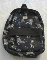 Disney Pixar Vans Toy Story Buzz Lightyear Space Ranger Book Bag Backpack