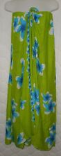 LADIES MUMU SARONG DRESS  size 12  14  16  18 PLUS  SALE  $10.00  NEW WITH TAGS