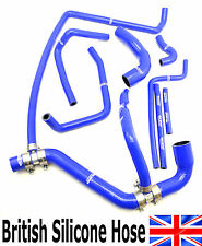 LAND ROVER DEFENDER 300Tdi FULL COOLANT RADIATOR WATER SILICONE HOSE KIT