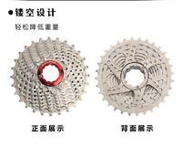 BOLANY 9 Speed Cassette 11-28T MTB Mountain Rode Bike Freewheel Fit SHIMANO SRAM
