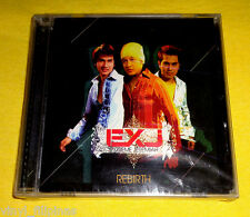 PHILIPPINES:EXJ - EXTREME JEREMIAH - Rebirth, CD ALBUM,OPM,Tagalog,Pop,RARE