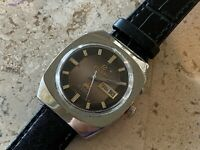 Vintage Ricoh Automatic 21 Jewels Watch Defective Time Piece