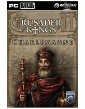 Crusader Kings II-CHARLEMAGNE DLC Steam Key Code PC Global [livraison rapide]