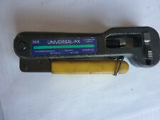 Universal-Fx Cat 59/6 Cable Crimping Tool Ripley Cromwell Ct