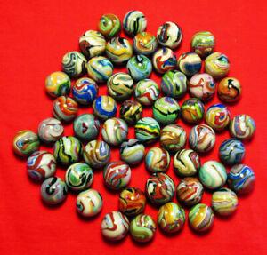 50 JABO JOKER HYBRID Marbles. Near Mint  *Quality*
