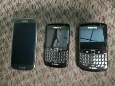 2 BlackBerry Bold & 1 Samsung Galaxy S3 (T-Mobile) [ Untested ]