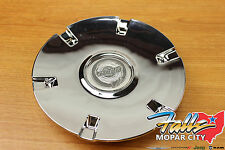 2005-2006 Chrysler Pacifica Chrome Wheel Center Cap Mopar OEM