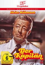 Der Kapitän - mit Heinz Rühmann - Regie Kurt Hoffmann - Filmjuwelen DVD