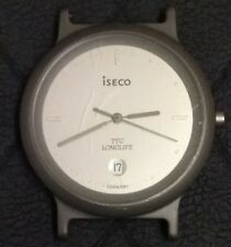 ISECO (by Junghans) TTC LongLife Titan  Herren Armbanduhr