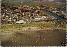 AK, Nordseeheilbad Büsum, Luftbildansicht, 1970