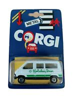 Vintage 1985 Corgi 53250 Metal Range Blister Pack on Card Sealed