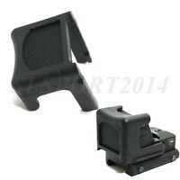 Anti-Reflection Alu Kill flash/Protective Cover For RMR Red Dot Sight-Black