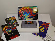 Super Metroid - Super Nintendo - SNES - Complete - Players Choice