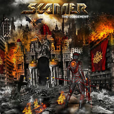 Scanner-The Judgement-CD - 200887
