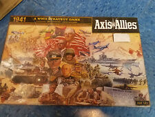 Axis and Allies 1941 Edition -  Wizards of the Coast Games War Board Game New!