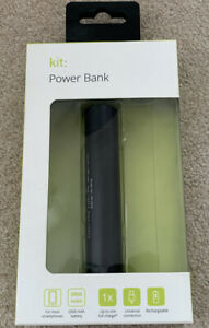 Kit 2000mAh Universal Premium Portable Power Bank Emergency Battery Charger with