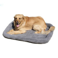 Pet Large Dog Bed Soft Fleece Warm Cat Beds Multifunction Puppy Cushion Dog Mat