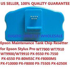Epson Maintenance Tank Chip Resetter PX-F8000 PX-7550S PX-6250X PX-7550 PX-6550