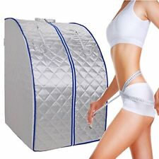 Best Portable Far Infrared FIR Sauna Spa Body Slimming Weight Loss Therapy Fast