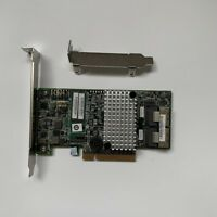 LSI 9267-8i 6Gb/s PCIE 2.0 512MB 8Port Internal SATA/SAS Controller Card=9265-8I