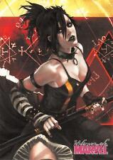 SISTER GRIMM / Women of Marvel 2008 BASE Trading Card #63