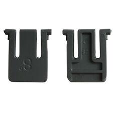 1 Paar Ersatz Tastaturfüße -passend für Logitech K270 -Bein Fuss Fuß Aufsteller