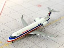 American Eagle CRJ200  Diecast Model Aircraft 1/400 Scale Gemini Jets