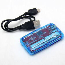 Lector de tarjetas SDHC integrado 49 en 1 USB 2.0 externo SD XD CF MS