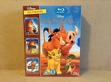 The Lion King 1-3 (Blu-ray) *BRAND NEW*